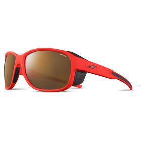 Julbo Montebianco 2 Reactiv High Mountain 2-4 Sunglasses orange